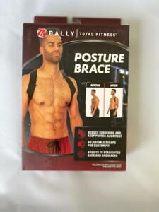 Bally Total fitness posture Brace New in Box