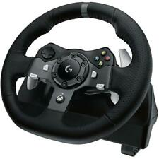 Logitech G920 Driving Force Racing Wheel and Pedals for Xbox One & PC