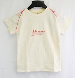 Thor Girls Dirt Shirt Off White Size Medium PN 72140203