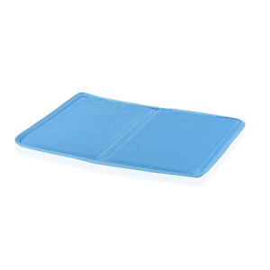 INNOVATIVE LIVING Self-Cooling Gel Pad Pillow Insert Heat Absorb Sleeping Mat