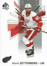 Detroit Red Wings - 2016-17 SP Authentic - Complete Base Set Team (3)