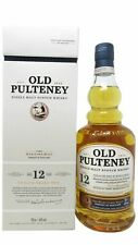 Old Pulteney - Single Malt Scotch 12 year old Whisky 70cl