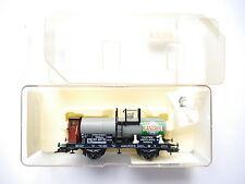 DR Hamburg Kesselwagen tanker car CASTROL, TRIX Fleischmann #33521 1:87 H0 BOXED