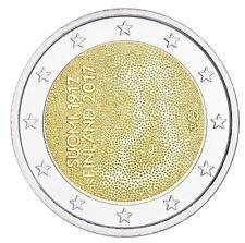2 Euro commemorative 2017 Finlande - Finland - Suomi