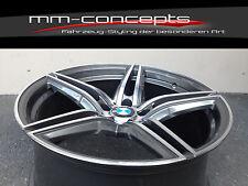 19 Zoll Borbet XRT Felgen für BMW 3er e90 e91 e92 e93 F30 5er e60 M Paket CSl GT