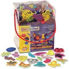 Creativity Street Peel/Stick Foam Stickers Nature Kit 4oz. Ast 9096