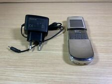 Telefono Movil NOKIA 8800 Sirocco RM-165 , UNLOCKED & WORKING CONDITION MOBILE