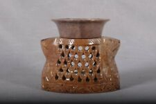 Stone Frog Design Aroma Oil Diffuser/burner Aromatherapy Item Carved by Hand