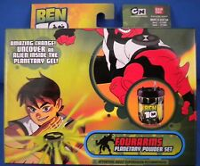 Ben 10 Planetary Powder Set Fourarms - Ban Dai - NEW