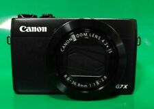 Canon PowerShot G7x Digital Camera - @S1