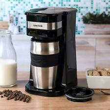 Salter 700W Coffee Maker To Go 420ml Personal Filter Coffee Machine