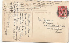 Genealogy Postcard - Family History - Medland - South Woodford - Essex   BH4864