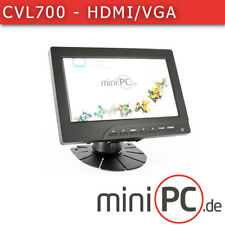 "Cvl700-HDMI/VGA 7"" TFT-screen USB-PAL/NTSC IR audio LED []"