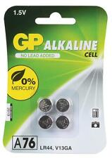 GP Batteries-gppbaa 76F051-batería, botón alcalina Lr44 4pk