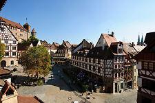 Ostern im Herzen von Nürnberg/Top Hotel an der Burg/3Tage/ 2Ü mit FR/ 2P.