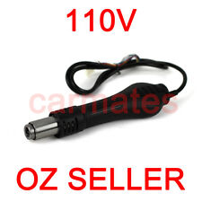 110V Soldering Station HOT AIR GUN HANDLE for YIHUA 858 858D 878 878D 878AD 898D
