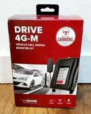 weBoost Drive 4G-M 470121 Cell Phone Signal Booster For All Vehicles NEW Sealed