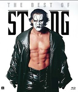 WWE: The Best of Sting DVD - Brand New Single Disc Limited Edition