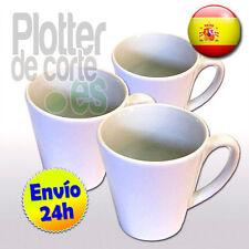 Pack 36 Tazas cónicas para personalizar por sublimacion OFERTA 52,20€ EN STOCK