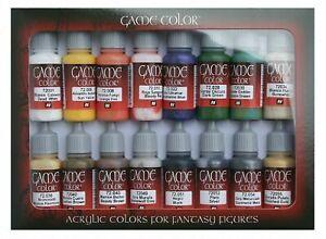 AV Vallejo 72299 Game Color Set - Introduction Set