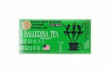 3 Ballerina Tea Herbal Drink Slim Tea EXTRA STRENGTH 18 Tea Bags [BULK SAVINGS]