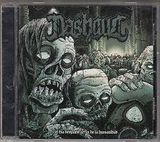 NASHGUL - el dia despues al fin de la humanidad CD