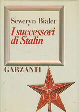 I successori di Stalin. Bialer. Garzanti. 1985  **VV6