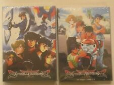 New Legendary Armor Samurai Troopers Ronin Warriors Complete 8-DVD 39-Eps 2 OVA