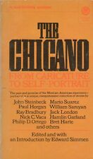 THE CHICANO by EDWARD SIMMEN Mentor 1971 1st Paperback