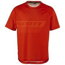 MAGLIA SCOTT SHIRT TRAIL 60 S/SL colore ROSSO-ARANCIO taglia L