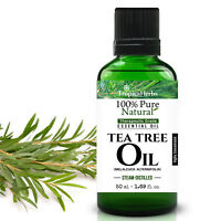 TEA TREE OIL ESSENTIAL Pure Natural Antiseptic Therapeutic Grade Aromatherapy