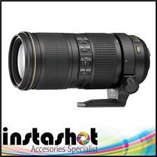 Nikon AF-S NIKKOR 70-200mm f/4G ED VR Lens - 3 YEAR WARRANTY