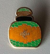 YSL-Yves Saint Laurent Logo, parfum flacon PIN 21x25mm [10574]