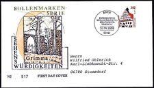 BRD 2000: Grimma! SWK-FDC der Nr. 2141 mit Bonner Sonderstempel! Gelaufen! 1803