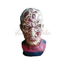 Horror Movie Freddy Krueger Head 1/1 Vinyl Model Kit