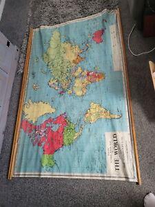1970s Philips School Room Map
