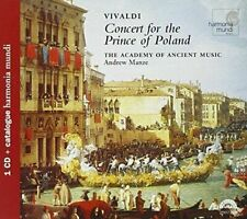 Vivaldi: Concert for the Prince of Poland... NEW & SEALED!