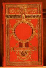 ANCIEN LIVRE VOYAGE A LA NOUVELLE-CAÉDONIE DE 1883.