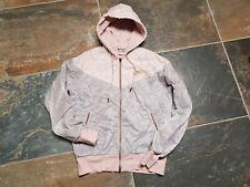 Nike Windrunner Windbreaker Windcheater Pink/Grau glänzend Jacke Gr.L