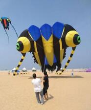 new10sqm soft kite 3D Huge Soft Giant Trilobites Kite Outdoor Sport Easy to Fly