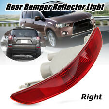 Rear Right Bumper Reflector Fog Light Cover For Mitsubishi Outlander EX 2007-12