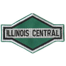 Patch- ILLINOIS CENTRAL Railroad  (IC) # 11580 -NEW