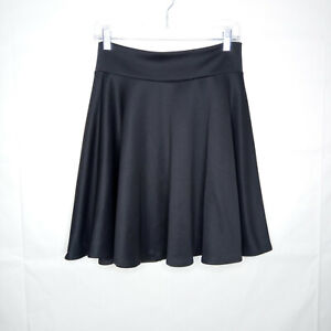 Made by Johnny Pleated Skirt Women Size M Gray