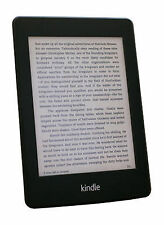 Amazon Kindle Paperwhite 4GB, Wi-Fi, 6in - Black