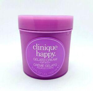 Clinique Happy Gelato Cream For Body - Sugared Petals - 6.7 oz -