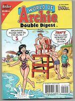 World Of Archie Double Digest 19 2012 NM- Veronica Swimsuit Bikini Beach