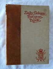 Lady Galway Belgium Book | HC/ 1916 1st Edition