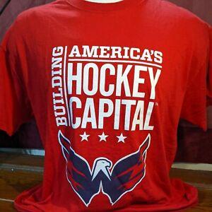 Washington Capitals NHL T-Shirt (Adult 2XL)