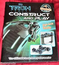 TRON Legacy 4 Models to Make CONSTRUCT & PLAY new