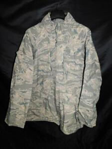 USAF L All Purpose Environmental Camo Parka GoreTex Coat Rain Jacket Camouflage
